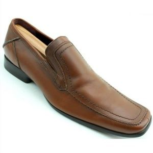 GUESS by Marciano Leather Loafers